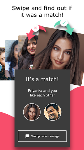 Love in India - Chat & Dating 3.6 screenshots 1