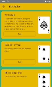 Kings Drinking Game – Classic Cards Drinking Game 4