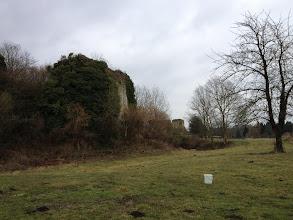 Photo: Vatteville-la-Rue - ruines du château de Robert de Beaumont