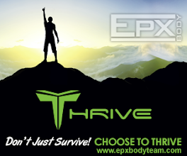 Photo: EPX Choose ti thrive, not just survive.
