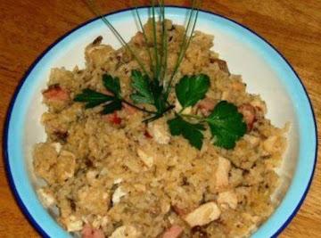 Miss Arlene's Shrimp Opelousas Recipe