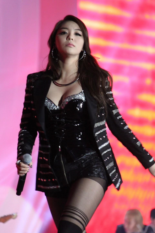 Ailee Korean Singer Sexy