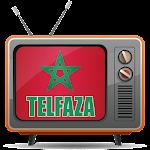 Telfaza - Morocco TV, Moroccan IPTV live Icon