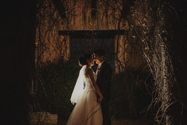 Fotógrafo de bodas Emmanuel Villa (villa). Foto del 15.03.2016