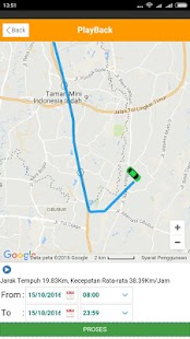 IDTRACK - Server GPS- gambar mini screenshot
