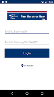 First Resource Mobile Banking - náhled