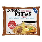 Sapporo Ichiban - Beef Ramen 100g