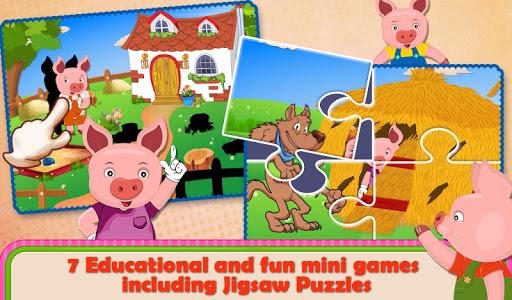 Three Little Pigs Fairy Tale v1.0.0