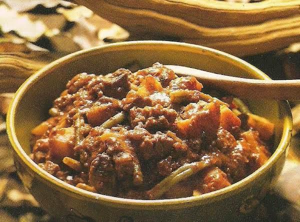 Pork Stew (estofado De Puerco) Recipe