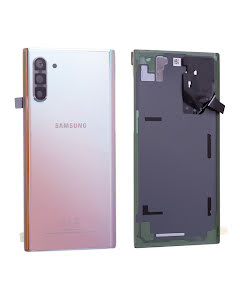 Galaxy Note 10 Back Cover Aura Glow