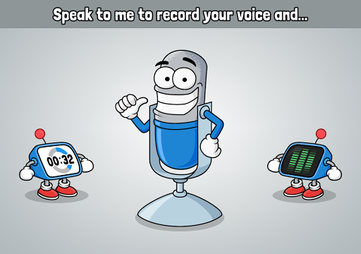VoiceTooner - Voice changer with cartoons screenshot 6