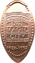 Photo: Magic City penny from Birmingham, Alabama