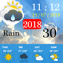Météo - Weather 2018 Free icon