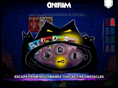 Onirim - Solitaire Card Game- screenshot thumbnail