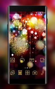 Glitter Live Wallpaper Sparkling Theme - náhled