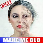 Make old face Aging App, Make me old Photo Editor