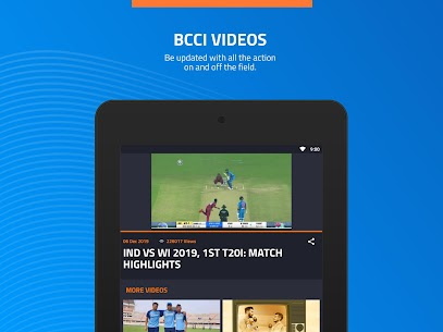 BCCI App Download For Android and iPhone 10