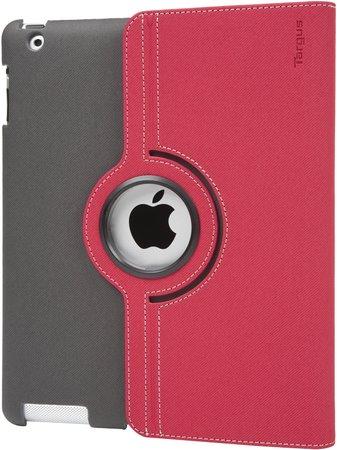 Photo: Targus Versavu 360° Rotating Stand iPad 3, pink/grau  (Art. Nr. 842190)