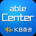 KB증권 Able Center(고객센터) icon