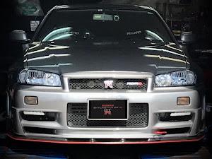 スカイラインGT-R BNR34 2002年 標準車のカスタム事例画像 TAR【FS-R】さんの2020年04月04日19:06の投稿