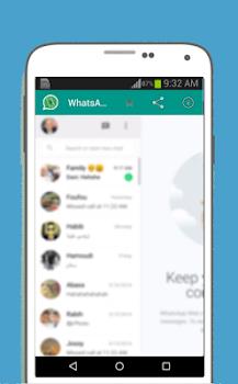WhatsWeb For Whatscan