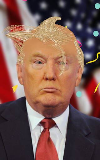 Trump\'s Hair Apk Download Free for PC, smart TV