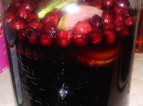 Drunken Sangria Recipe