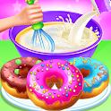 Sweet Donut Maker Bakery icon