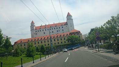 Photo: bratislava castle ~ http://jarogruber.blogspot.de/2016/06/martin.html