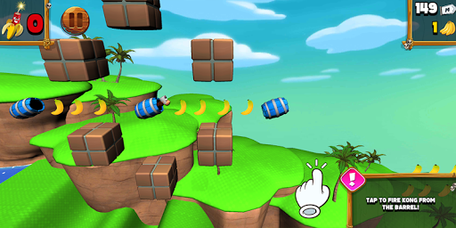 Kong Go! capturas de pantalla 7