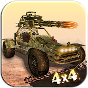 Armored Car Racing Challenge 3D