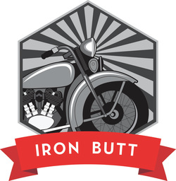 Logo of Slanted Rock Iron Butt Red Ale