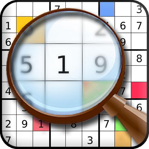 數獨挑戰賽 解謎 App LOGO-硬是要APP