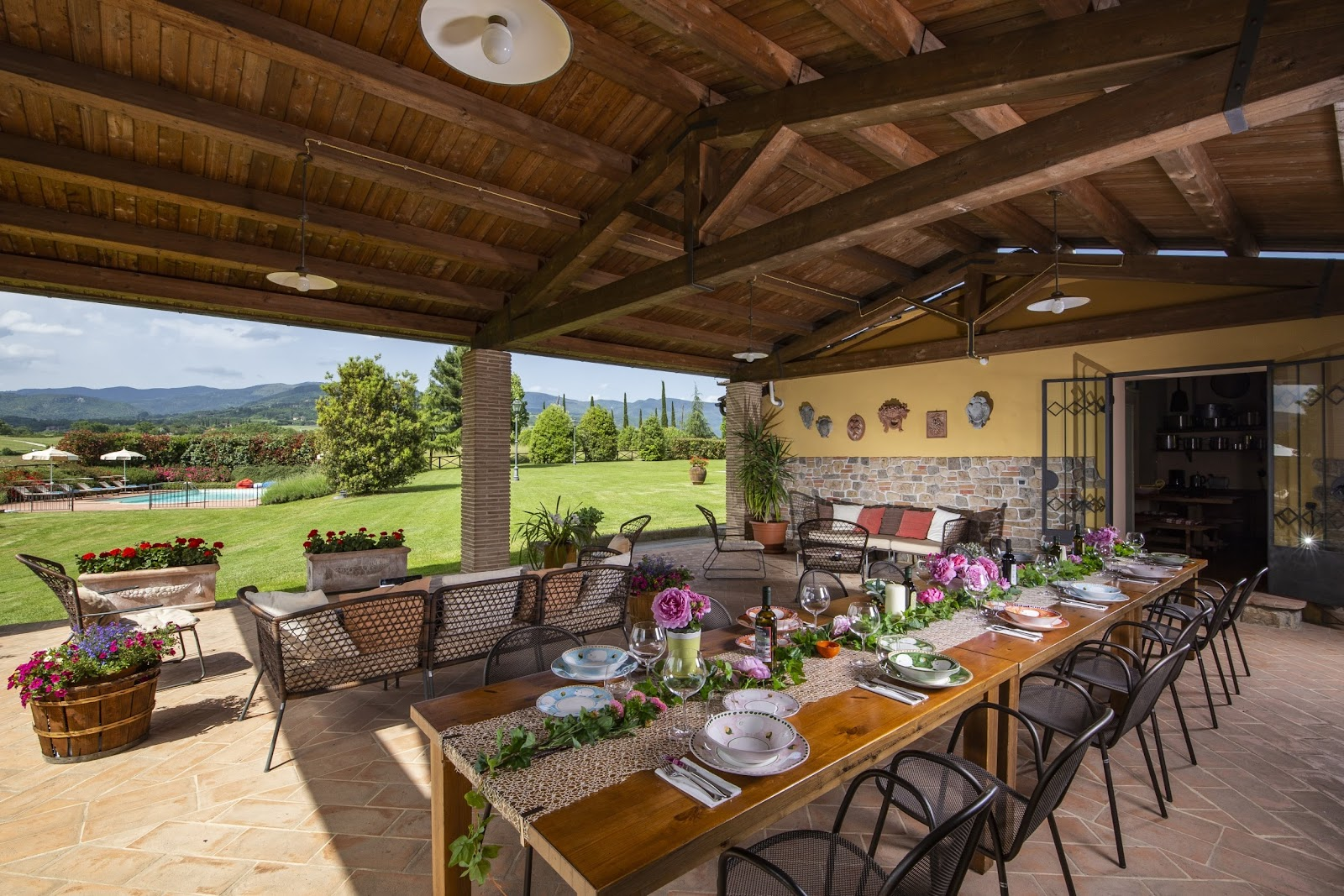 Villa Stefano_Bibbiena_2