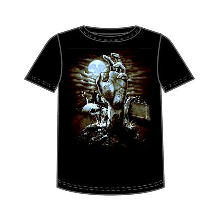 T-Shirt - Hand Rising