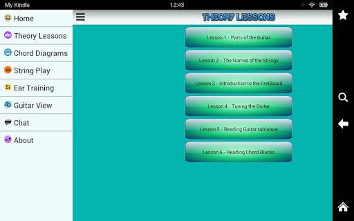 Learn Guitar with Simulator 7.2.1 screenshots 12