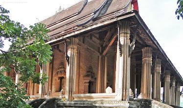 Photo: Mixai temple, Vientiane