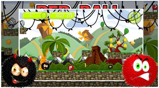 Escape Red Ball apkmind screenshots 2