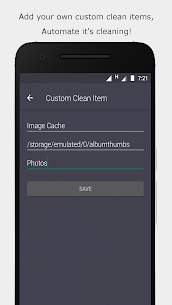 Cleaner By Augustro Mod Pro Apk Latest 5.4.pro (Fully Unlock) 7