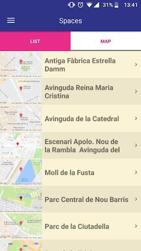 Mercè 18 Festa Major Barcelona 6.0.7 screenshots 6