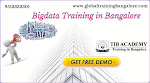 Bigdata training in Bangalore