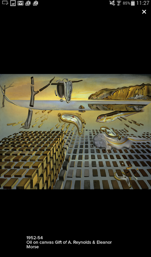 Dali Museum Virtual Tour- screenshot