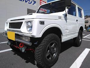 ジムニー JA11V 公認改造自動車(2インチアップ公認取得済)、スコットリミテッド(多分ね)、1994年式のカスタム事例画像 キョウヤさんの2019年06月13日09:04の投稿