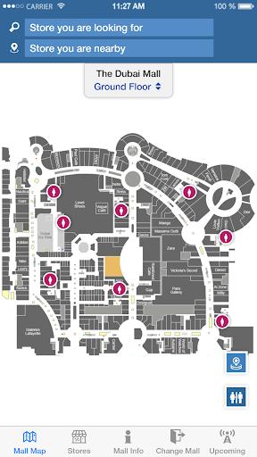 Mall Maps by IntelliGroups, LLC (Google Play, United States ... Danbury Fair Mall Map on