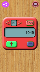 Digital Counter. APK screenshot thumbnail 5