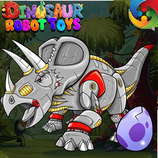 ???????? Robot Dinosaurs ???? 教育 App LOGO-硬是要APP