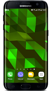 Download Crystal Edge 3D Parallax Live Wallpaper For PC Windows and Mac apk screenshot 4