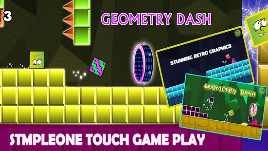 Geometry Down Dash - náhled