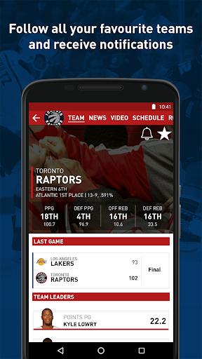 Sportsnet screenshots 2
