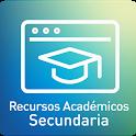 Recursos Académicos Secundaria icon